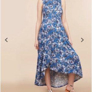 BOGO- MIMI Maternity Cascade Maxi Dress
